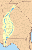 Apalachikola watershed