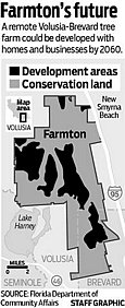 Land for Farmton