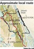 Volusia trail